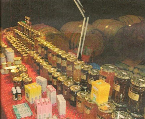 produit miel